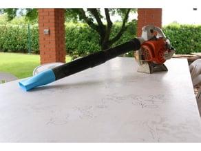 Cone blower