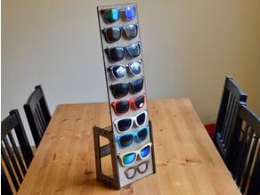 Laser Cut Sunglass Stand