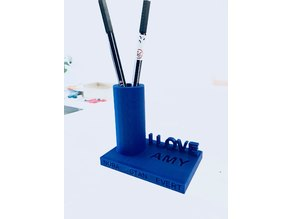 Pen holder mothers day