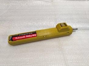 Cordless Electric Screwdriver. v2
