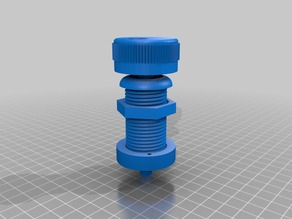 Arcade Spinner for 28mm hole