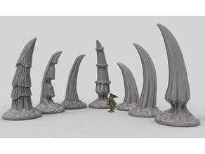 Beastman spires