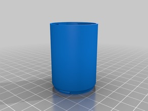 30mm ID x 44 high  Stackable Baynet Container