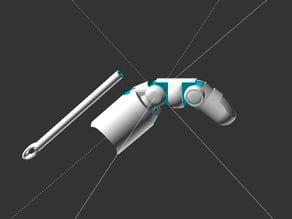 Finger 3.2 - customizable prosthetic
