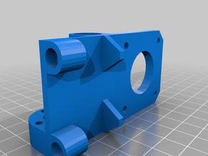 DIY 3D PRINTER with 6MM rod & T8 lead screw Tweak REMIX