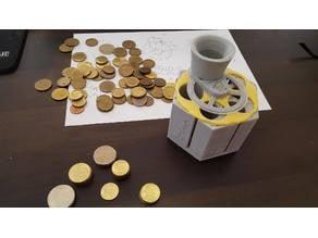 Coin sorter (Serbian DINAR)