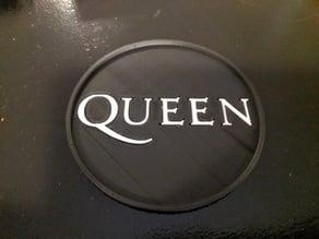 Queen Cup Coaster