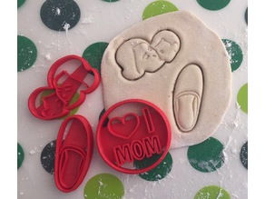 Mothers Day Cookie Cutter