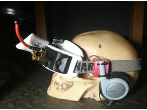 Fatshark headphone adapter