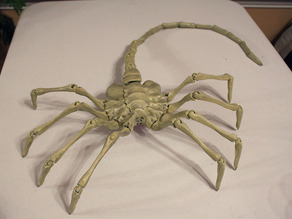 Agisis Ultimate Alien Face Hugger (40in x 23in - LIFE SIZE!)