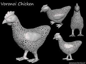 Voronoi Chicken