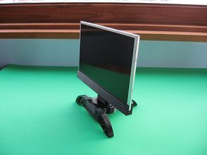 7 inch LCD HDMI display stand