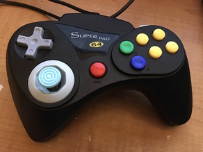 SuperPad 64 Replacement Stick