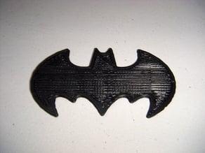 Batman Symbol OpenSCAD