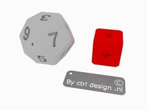 math practice dice