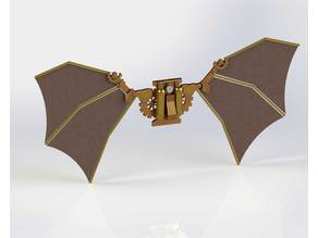 SteamPunk Batwings
