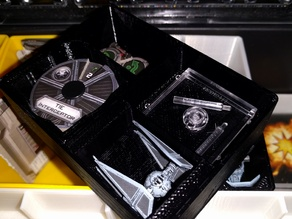 Tie Interceptor box for Stanley Deep Organizer