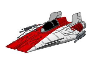 SW - RZ-1 A-Wing
