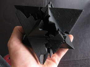 Stellated Octahedron Gears