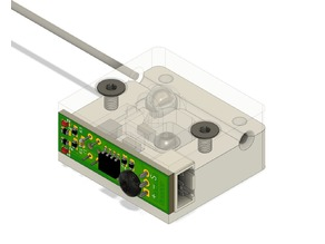 Hybrid Filament Runout Sensor