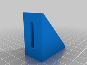 My Customized Parametric L-Bracket