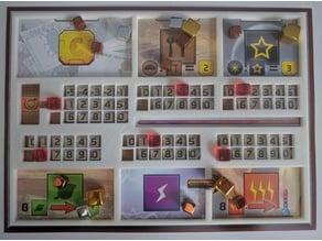 Terraforming Mars Board Game Overlay