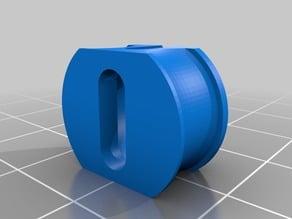 Adjustable slave wheel for SMARS