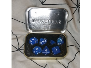 altoid dice case