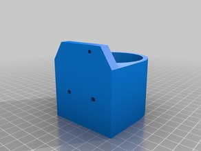 spindle support 52mm prusa i3