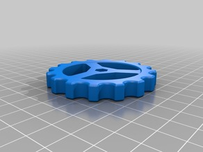 Cr-10 Locknut Bed Leveling Knobs