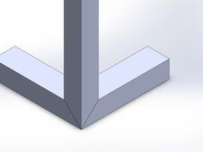 Sashimono Nail-Free Joint Example
