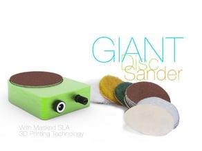 Disc Sander GIANT