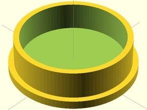 Parametric inside cap