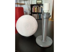 moon lamp e27