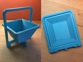 Collapsible Basket(print in place)
