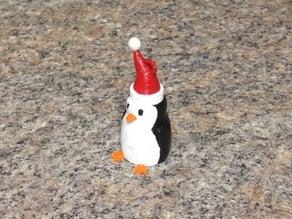Christmas Penguin Ornament