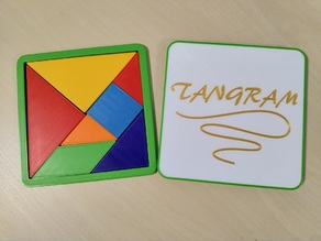 Tangram with Box