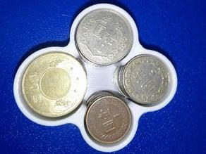 Taiwan coin holder