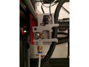 Alfawise U20 extruder + filament detector