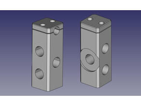 prusa i3 rework 1.5 y corner no zip tie