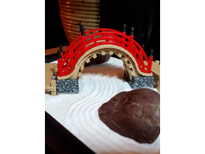 Moon Bridge - Japanese Inspired