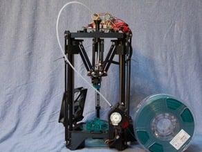 CloverPlus v3 Delta 3D Printer