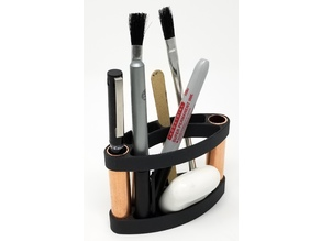 Paintbrush Holder 04
