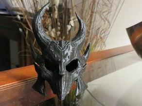 Daedric Helmet