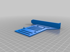 PC Expansion Slot Mount for Arduino Uno shaped boards