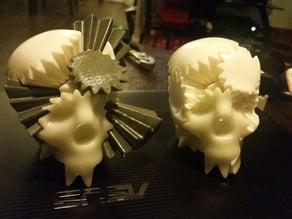 Gear Skull