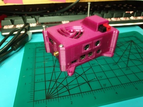 DRAWS Hat Raspberry Pi Case