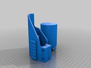 co2 schalldämpfer walther cp99 compact4,5 mm bbs