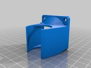 Hot End Fan Duct 40 mm - Folgertech Kossel Mini