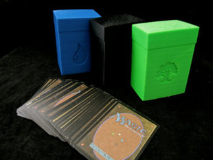 Magic The Gathering Mana Deck Boxes